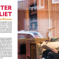 Interview Peter Hoogvliet in Aedes Magazine